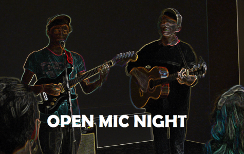 Open Mic Night @ SHS