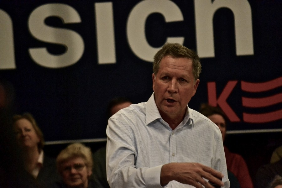 Kasich+speaking