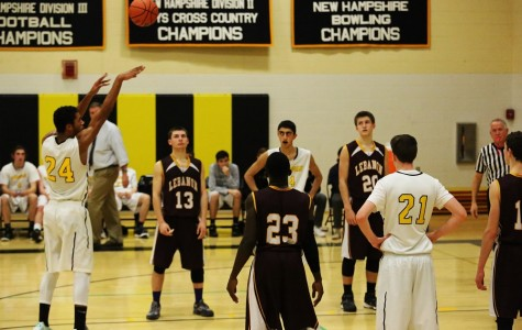 Boys Basketball; Eyes on Playoffs