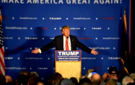 Trump Rally at Hampshire Hills