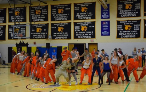 Fang Fest 2016 Dance Skit in Pictures