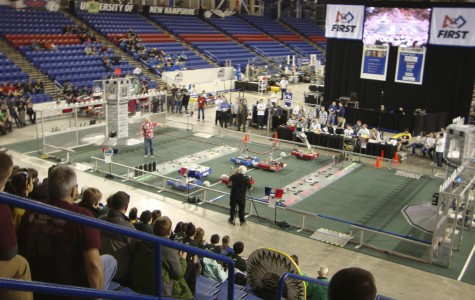 Triumphant End to Robotics Season