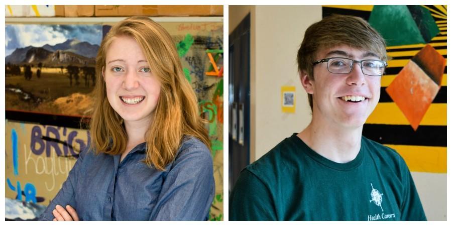 Two Souhegan Students Accepted to Prestigious Writing Program