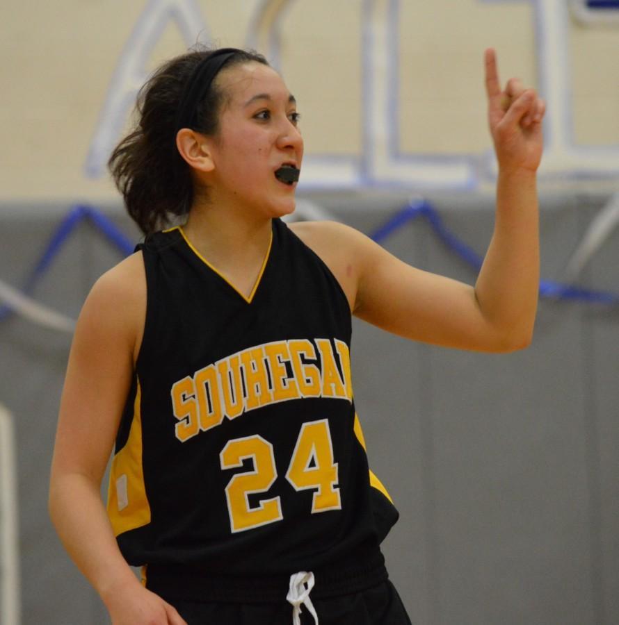 Meet Basketball Player Mia Len