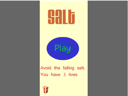 This Game is Salty