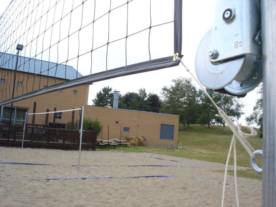 Sabers' Boys Varsity Volleyball Overtakes Londonderry 3-1