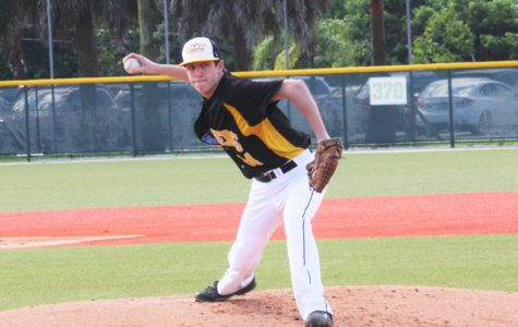 Big effort as Joe Grassett pitches no-hitter in win over Pembroke Academy