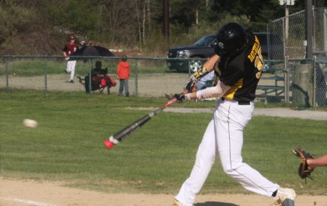 Owen Batchelder Helps Souhegan Sabers Down Hanover 9-4
