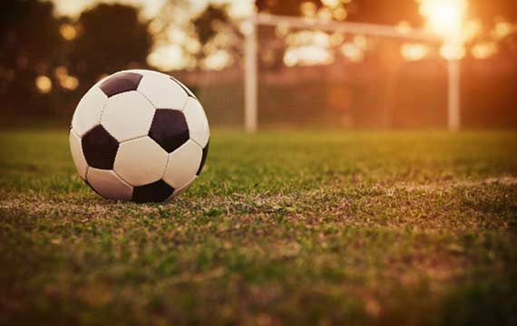 Sabers' Boys Varsity and J.V. Soccer Challenge Pelham Pythons