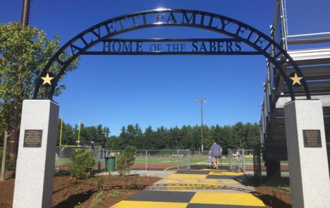 Souhegan Reacts to New Turf Field