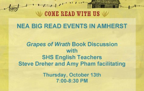 BIG READ GRAPES OF WRATH BOOK DISCUSSION
