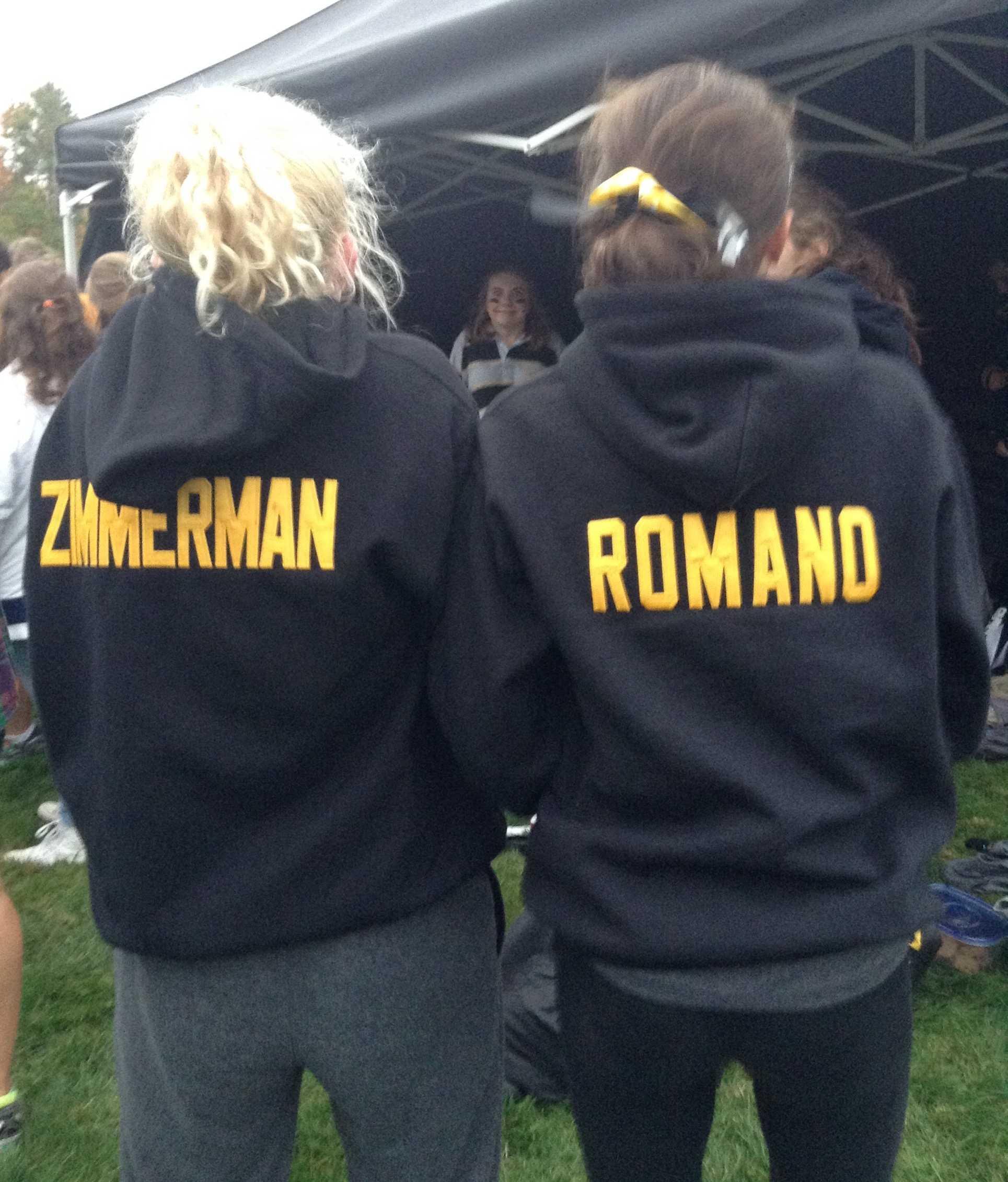 Trinity+Zimmerman+and+Marissa+Romano