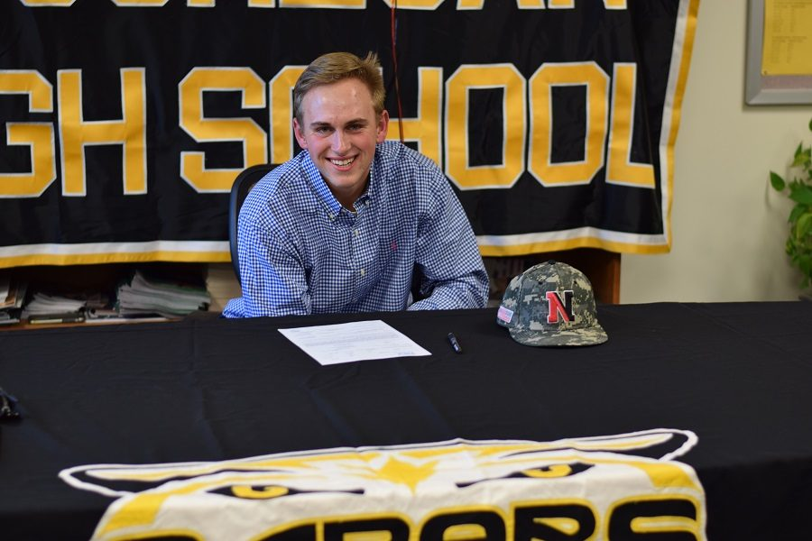 Owen Batchelder Signs Letter of Intent to Northeastern University