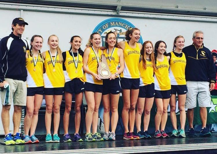 Cross Country Girls Claim State Championship
