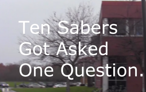 Ten  Sabers One Question