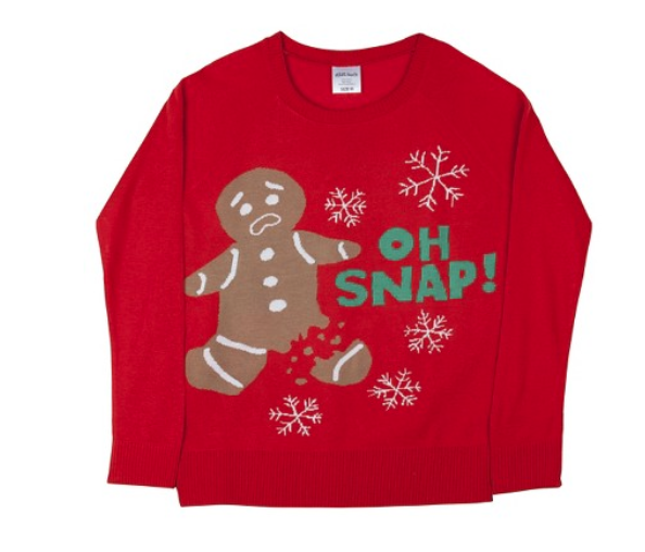 Where To Find The Perfect Holiday Sweater Shs Claw