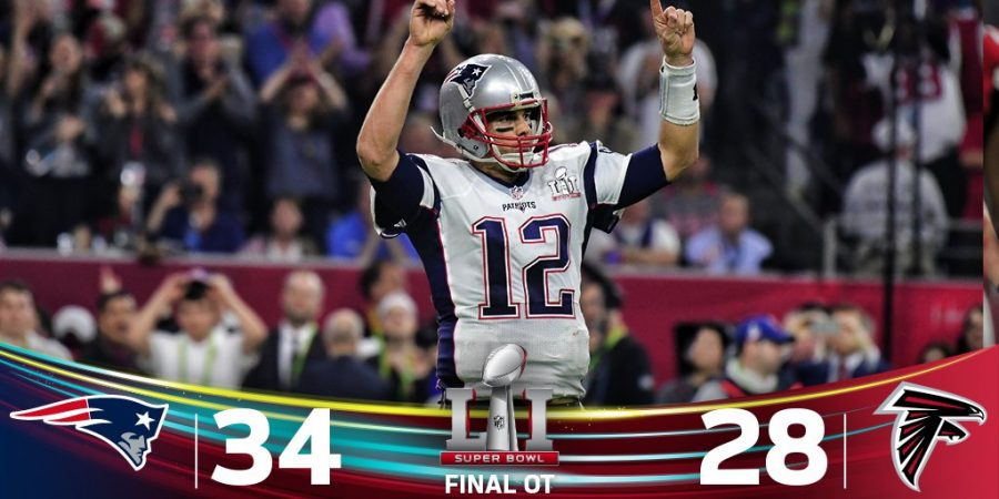 All Records the Patriots, Tom Brady, and Super Bowl LI Broke