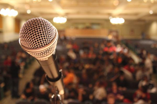 Come On and Slam! (Why Spoken Word Poetry is Important)