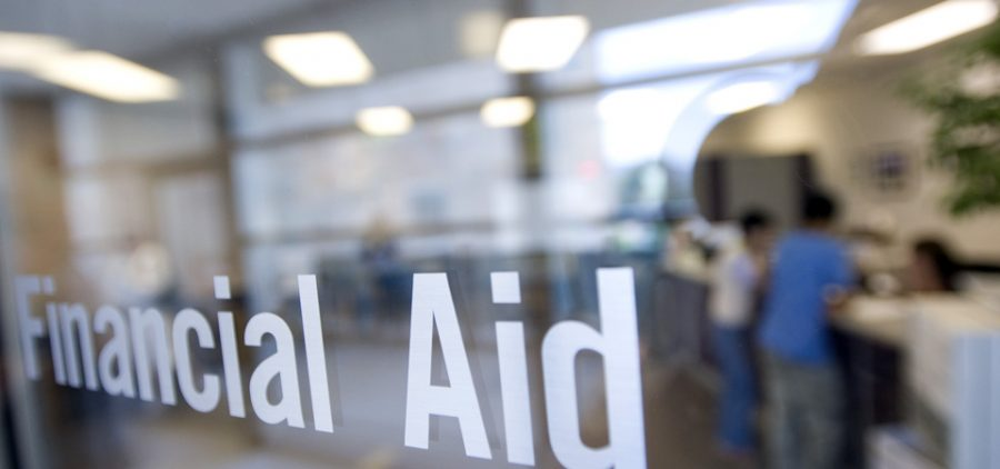 This type of aid is funded given directly through your school. It can be given in the form of grants, scholarships, or work study programs. To find out more information, contact your college or university's financial aid office. Ask them about financial aid you could be eligible for, or additional things you could do to qualify for more.
