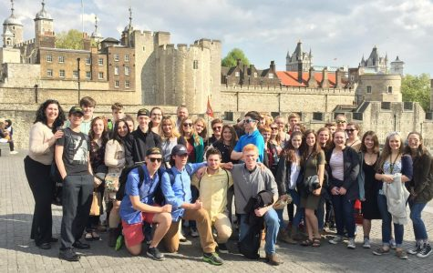 London/ Paris Trip for Band and Choir 2017