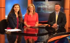 A Day at WMUR with Erin Fehlau