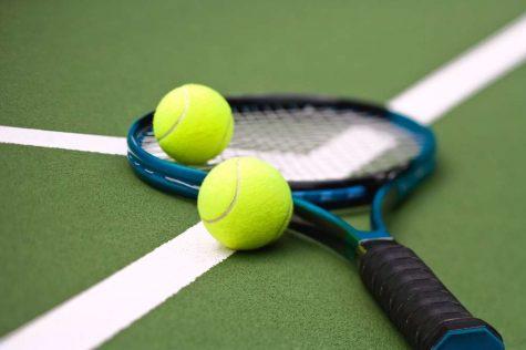Boys Tennis at Windham
