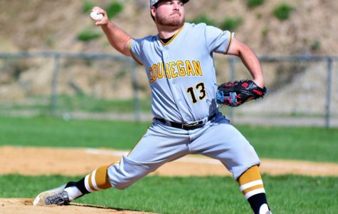 Three Pitchers Team Up as Souhegan Sabers Shuts Out Pelham High School 10 to 0