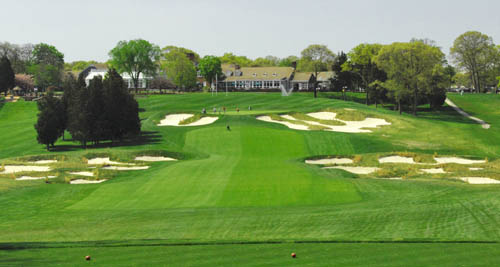 Bethpage Black 18th Spring 2008