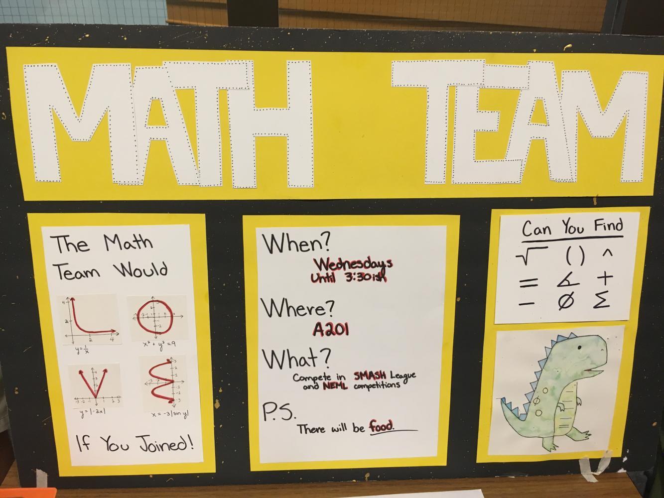 Math+Team