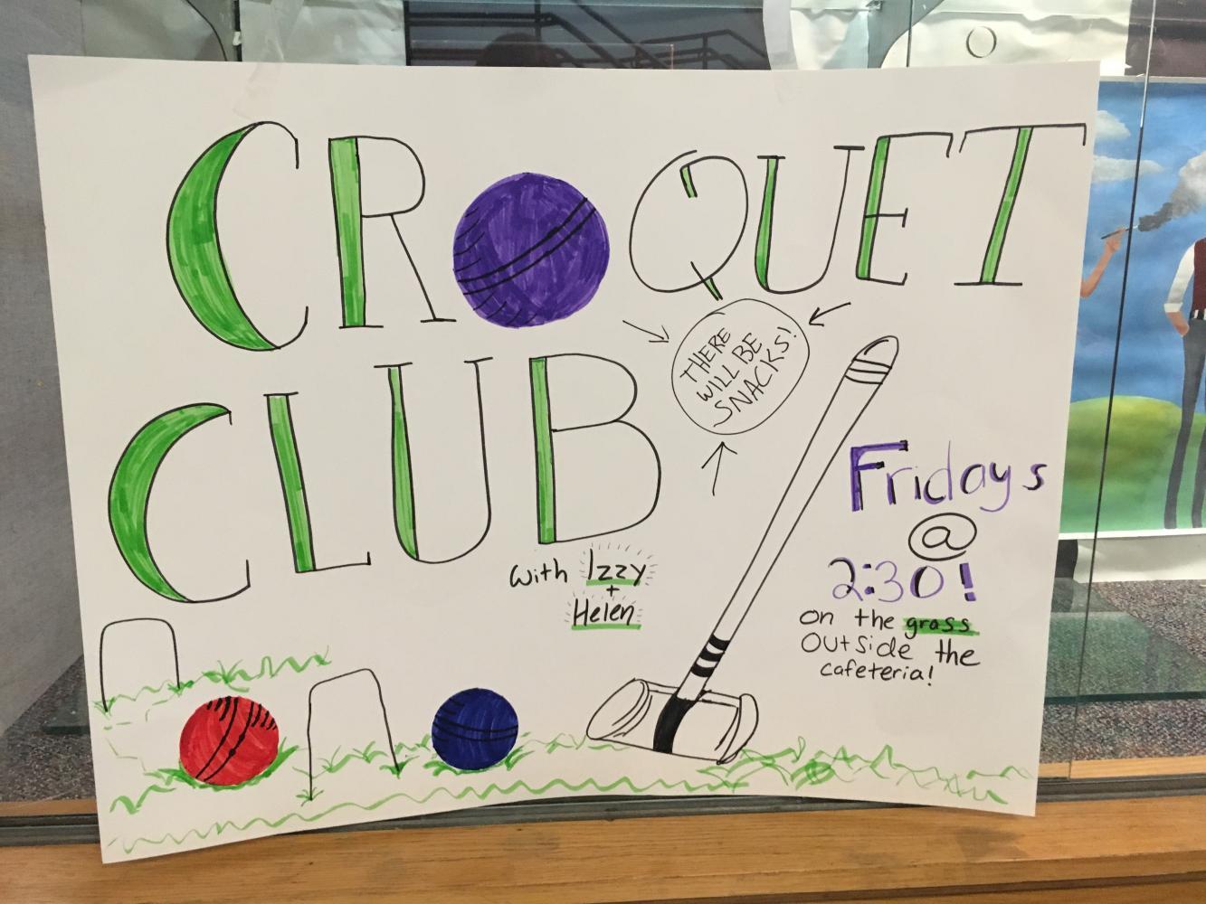 Croquet+Club