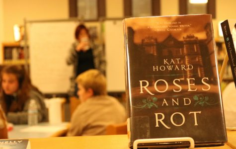 Writers' Workshop: Author Kat Howard Visits Souhegan