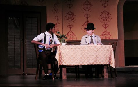 SHS's Drama Club Presents Murder's In The Heir