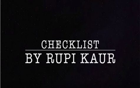 "Video Interpretation: Rhupi Kaur's Poem, ""Checklist"""