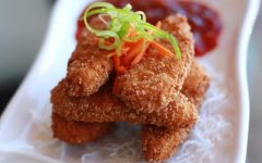 Tasty Chicken Tenders for the Holidays!