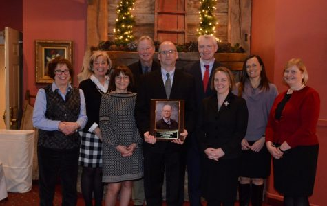 Rob Scully Named Secondary School Principal of the Year