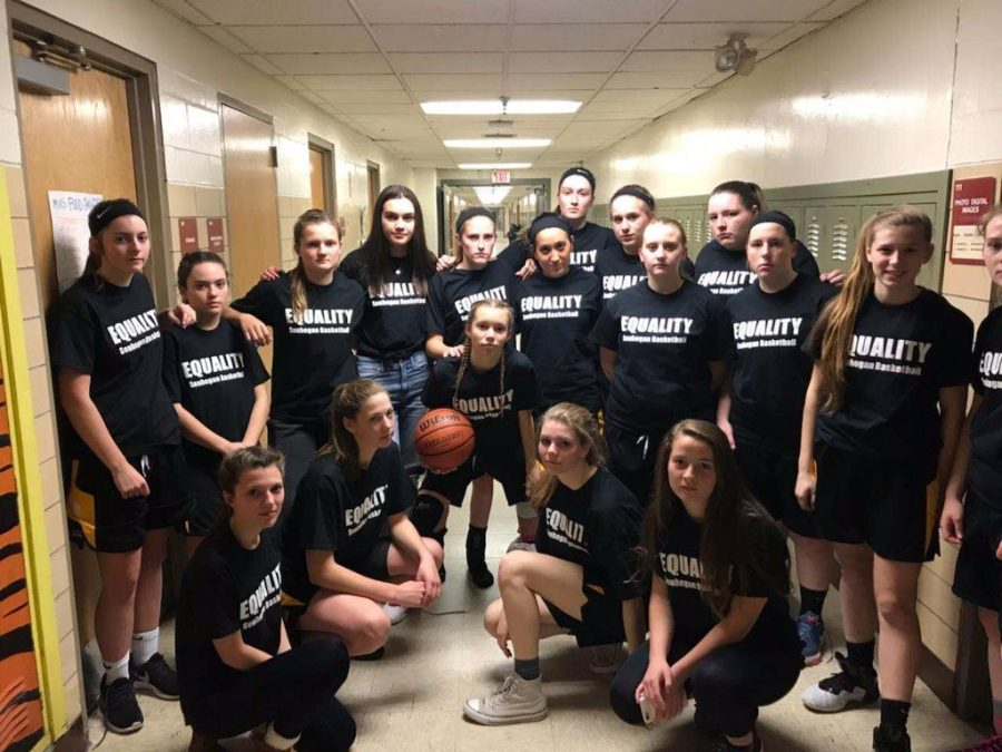 Souhegan Women's Basketball Fights for Equality