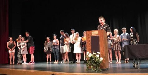 SHS 2018 International Thespian Honors Society Inductions & Banquet