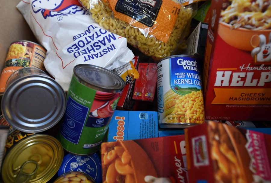 Holiday Food Drive Extended: People Need Help This Season.