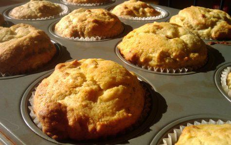 Cooking Corner: Tasty Vegan Banana Muffins!