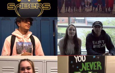 Saber Spotlight: Week of 4/29-5/3: