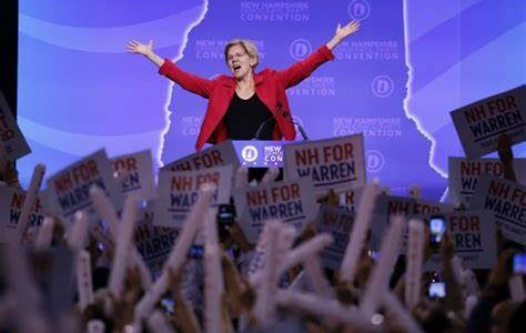 New Hampshire Democrats on Elizabeth Warren