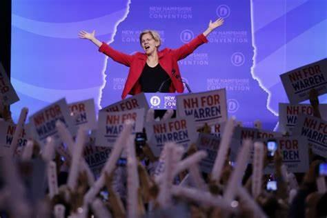New Hampshire Democrats on Elizabeth Warren