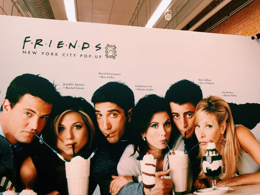 Inside the 'Friends' NYC Pop Up Museum