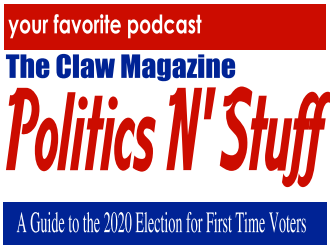 Politics N' Stuff Episode 3: Interview with Chloe Singer