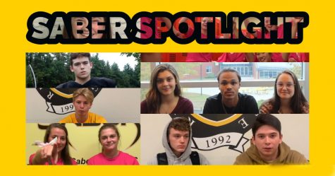Saber Spotlight:  Matt McCool, Abigail Conard, and Georgia Craven