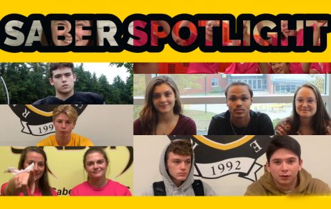 Saber Spotlight: Ladies Soccer and Breast Cancer Awareness Week, Mock Trial, the Big Milford Game and the art of Lily Hipp