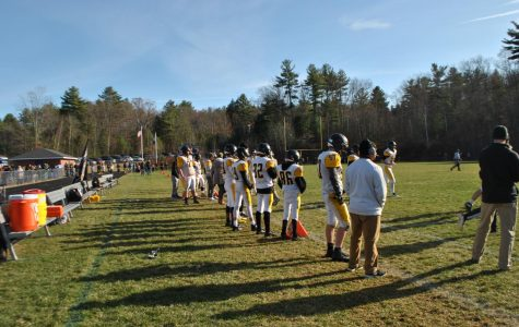 Souhegan Vs. Bow 11/9/19