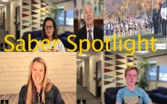 Saber Spotlight-Vape Detectors, Post Grad Plans, and the Girl's XCountry Champions