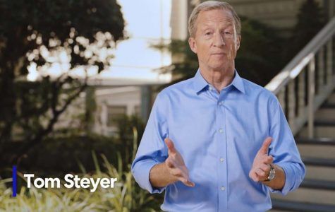 Tom Steyer Advertisement on Youtube
