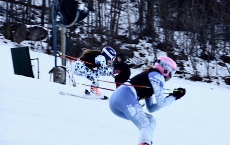 Alpine Teams Ski to Success